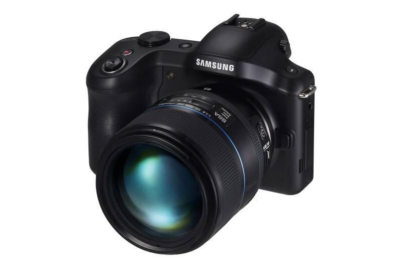 Fotoaparát Samsung GALAXY NX