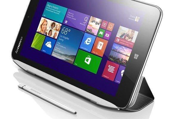 Tablet Lenovo Miix 2 s pouzdrem