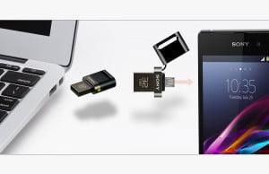 Sony USB disk USM-SA1