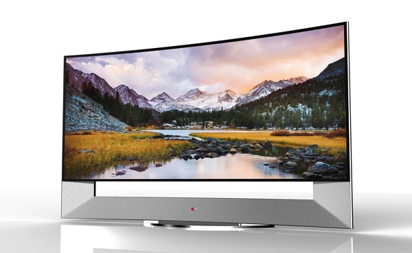 Televize LG 105UB9