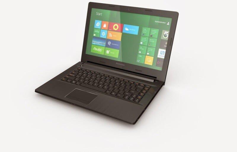 Notebook Lenovo Z50