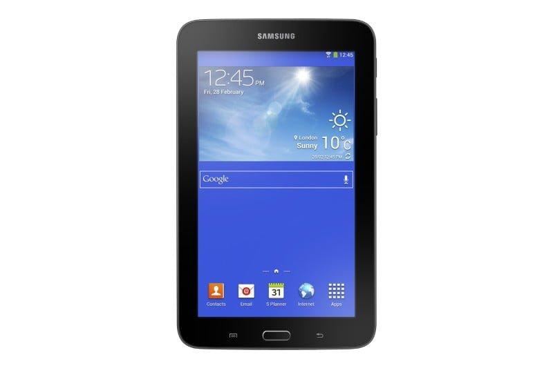 Tablet Samsung GALAXY Tab3 Lite Black
