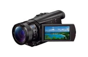 Videokamera Sony FDR-AX100
