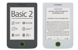 Elektronická čtečka PocketBook Basic 2