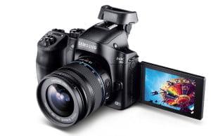 Fotoaparát Samsung NX30