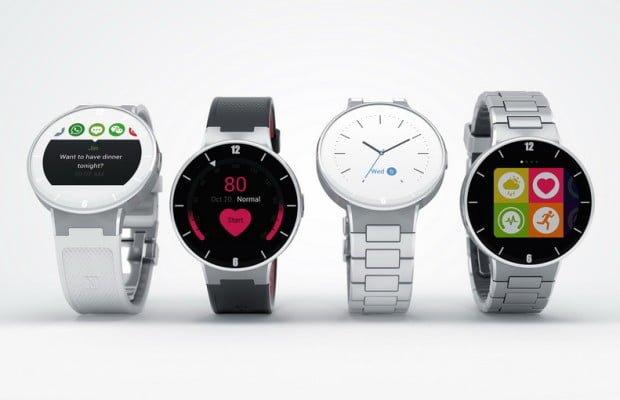 Alcatel Onetouch Watch 03