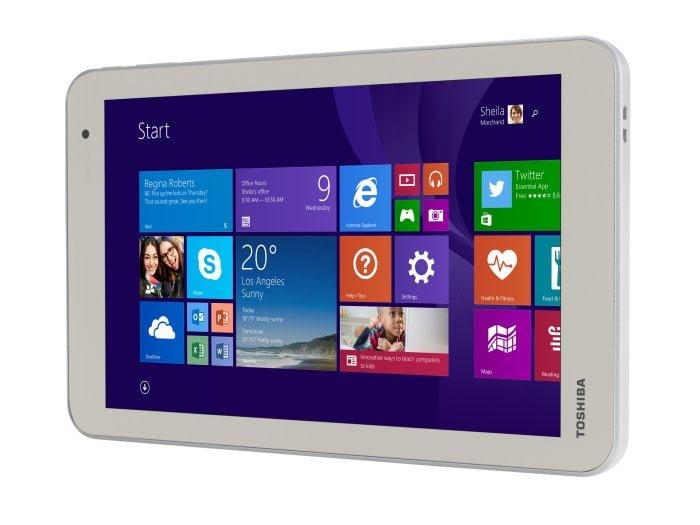 Tablet Toshiba Encore WT8