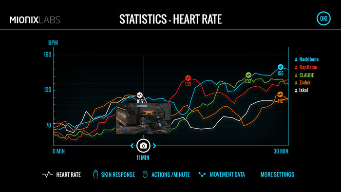Mionix NAOS QG graf