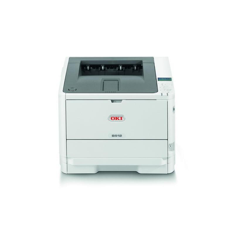 Tiskárna OKI B512dn