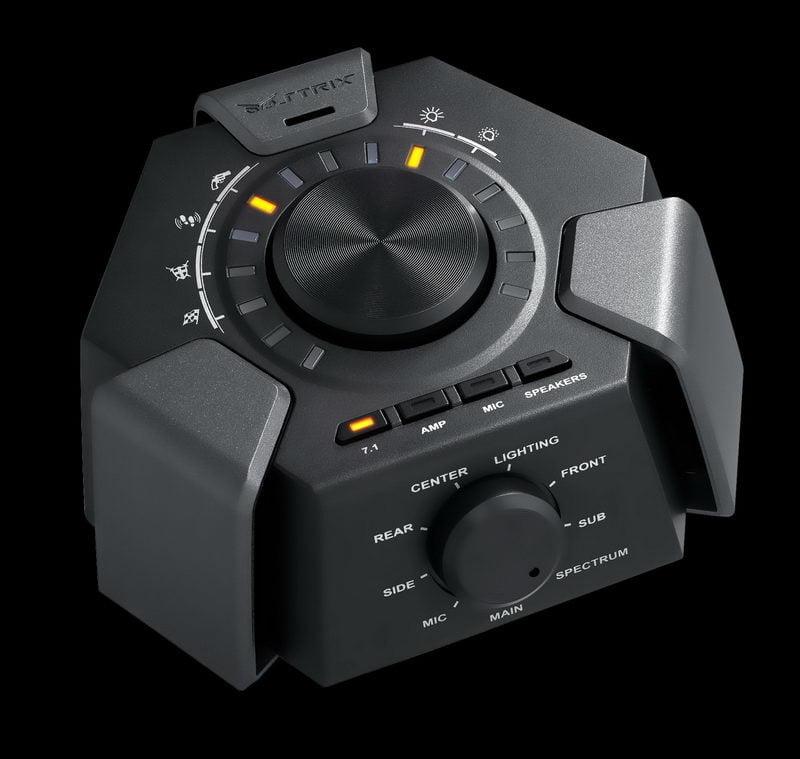 ASUS Strix 7.1 zvuková stanice