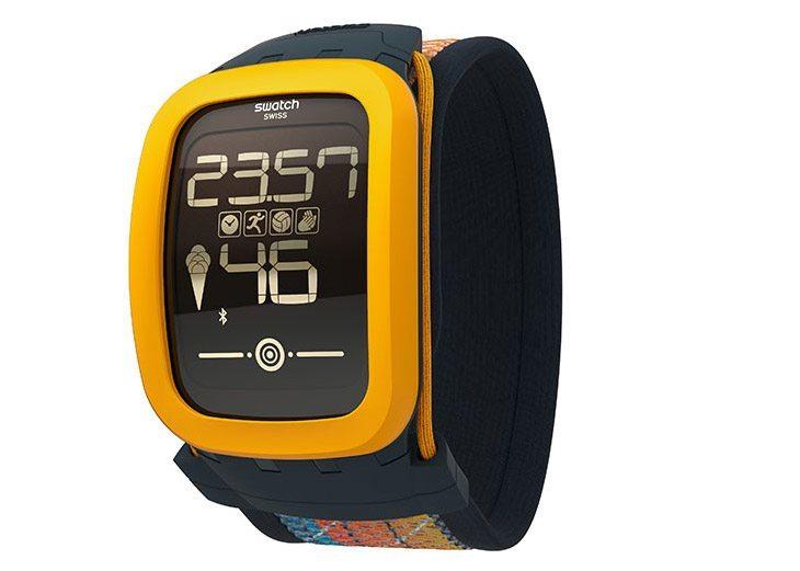 Hodinky Swatch-Touch-Zero-One