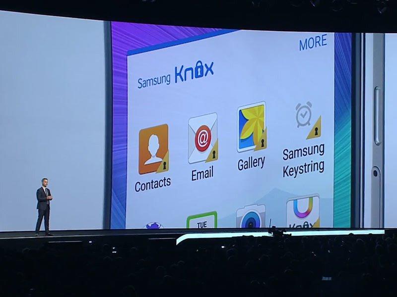 Samsung Knox potěší především firemní uživatele
