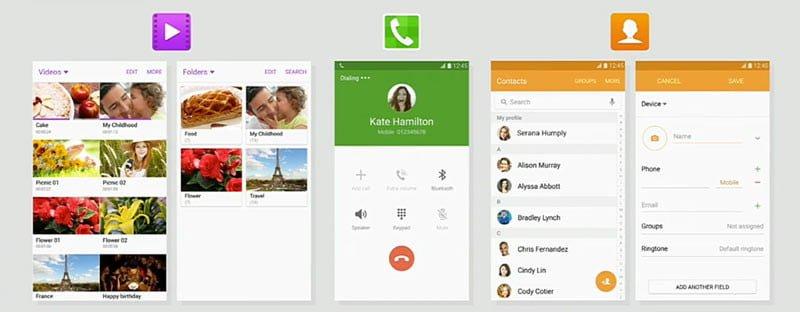 Nové uživatelské rozhraní