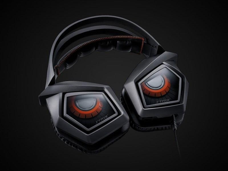 ASUS Strix 2.0 headset_foldable